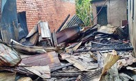 Cháy nhà, cụ bà 86 tuổi neo đơn tử vong