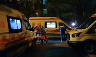 Hỏa hoạn tại bệnh viện chữa nCoV ở Nga, 1 người chết