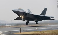 Chiến đấu cơ F-22 của Mỹ rơi khi đang diễn tập ở Florida