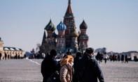 Nga trở thành vùng dịch lớn thứ hai thế giới