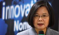 """Bà Thái Anh Văn nhậm chức, bác chính sách """"Một Trung Quốc"""""""