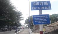 Thừa Thiên - Huế: Cầu Vỹ Dạ hay cầu Vỵ Dã?