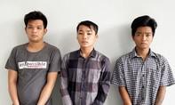 Bắt 3 thanh niên cướp tài sản rồi hiếp dâm nạn nhân