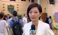 Nữ MC đài TVB tự tử bằng khí than