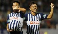 Clip CLB Bà Rịa - Vũng Tàu đánh bại Sài Gòn FC