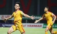 Clip CLB Thanh Hóa hạ Phố Hiến, đi tiếp ở cup Quốc gia