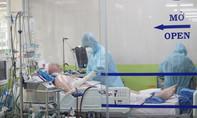 Chưa khống chế được nhiễm trùng phổi bệnh nhân phi công Anh