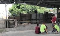 Thanh niên nhậu say đón xe ôm lên cầu Đồng Nai gieo mình tự tử