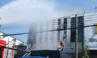 Cháy tại trung tâm VHNT An Giang, nhiều đạo cụ bị thiêu rụi