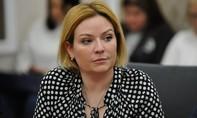 Nữ bộ trưởng Văn hóa Nga nhiễm nCoV