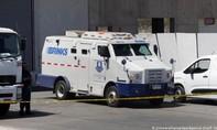 Chile bắt nhóm nghi phạm cướp 15 triệu USD