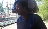 Tang thương làng quê nghèo bên bờ sông Thu Bồn