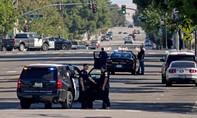 Xả súng vào đồn cảnh sát ở Mỹ, 2 người thương vong