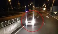 Xác minh ôtô chạy ngược chiều trên cao tốc Đà Nẵng - Quảng Ngãi