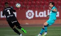 Clip Messi ghi bàn, Barca đại thắng trong ngày La Liga trở lại