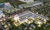 Khu đô thị Điền Viên Quảng Ngãi hút nhà đầu tư