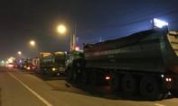 """Vụ đoàn """"xe vua"""" ở Đồng Nai: Tịch thu 27 phương tiện và 727 tấn than đá"""