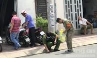 """Khống chế """"phi công trẻ"""" đâm gục nhân tình rồi định tự tử ở Sài Gòn"""