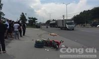 Xe ben cán tử vong người phụ nữ tại khu vực bò sữa Long Thành