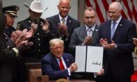 Trump ký sắc lệnh cải tổ ngành cảnh sát sau nhiều tuần biểu tình