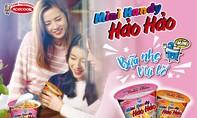 Acecook Việt Nam ra mắt dòng sản phẩm mới mỳ ly mini ăn liền Handy Hảo Hảo