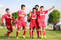Đấu sớm U19 Quốc gia: B.Bình Dương hưởng niềm vui chiến thắng