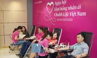 Chubb Life Việt Nam tổ chức chương trình hiến máu tình nguyện