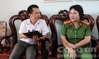 Nữ trưởng Công an huyện vùng cao dấn thân với nghề