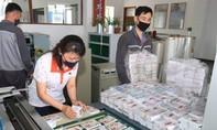 Triều Tiên in hàng loạt đơn tuyên truyền chuẩn bị thả qua Hàn Quốc