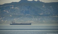 Tàu chở thực phẩm tiếp tế của Iran đến Venezuela