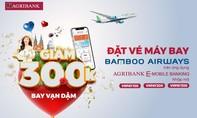 """""""Giao dịch cực nhanh – Nhận quà cực đã"""" cùng Agribank E-Mobile Banking"""
