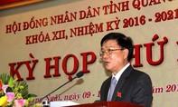 Chủ tịch UBND tỉnh Quảng Ngãi lên tiếng về việc xin thôi chức vụ