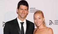 Tay vợt Novak Djokovic và vợ nhiễm nCoV
