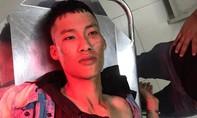 Tên trộm xe SH đâm 2 người đuổi bắt bị thương, có 3 tiền án