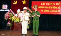 Đại tá Đinh Văn Nơi làm Giám đốc Công an tỉnh An Giang