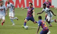 Messi lập cú đúp kiến tạo, Barca hòa đáng tiếc