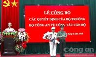 Gia Lai và Phú Yên có Giám đốc Công an mới