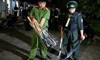 Truy bắt hàng chục thanh niên dùng hung khí hỗn chiến gây náo loạn