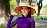 """Hoa hậu Khánh Vân hóa """"nàng thơ"""" xứ Huế"""