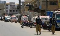 Tấn công khủng bố ở Pakistan, 10 người thiệt mạng