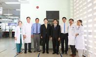Tổ chức JICA thăm và làm việc tại Bệnh viện Chợ Rẫy