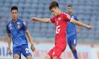 Clip trận Quảng Nam thua thảm Viettel 0-3