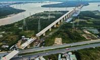 Thiếu vốn, đường cao tốc Bến Lức - Long Thành về đích chậm