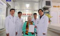 CDC Mỹ chúc mừng BV Chợ Rẫy cứu sống bệnh nhân 91