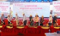 Tập đoàn Sao Mai khởi công khu đô thị mới Tây Cái Dầu