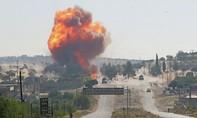 Đoàn xe quân sự của Nga trúng bom, nhiều binh sĩ bị thương