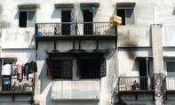 TPHCM: Cháy khu nhà trọ sinh viên, nhiều người được giải thoát