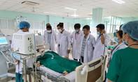 Bệnh viện Chợ Rẫy đến Kon Tum hỗ trợ chuyên môn về bệnh bạch hầu