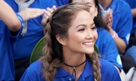 """Hoa hậu H'Hen Niê đồng hành cùng chiến dịch """"Mùa hè xanh"""""""