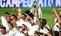 Khoảnh khác Real vô địch La Liga